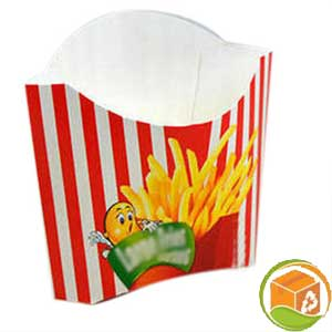 French Fries Packaging Box Supplier - French Fries Packaging Box Supplier