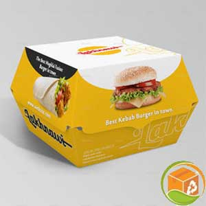 custom Burger Boxes - custom Burger Boxes