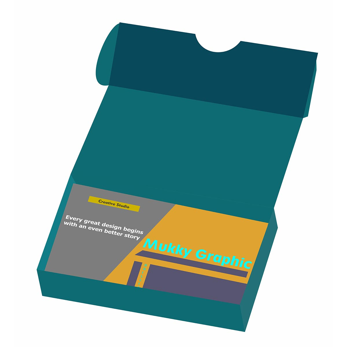 business card packaging boxes