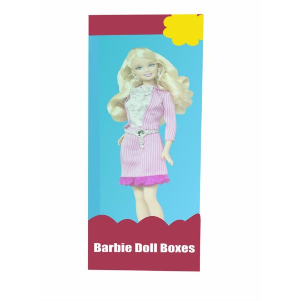 barbie mystery box