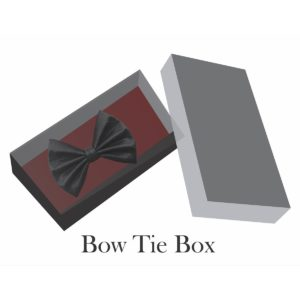 tie and cufflink box
