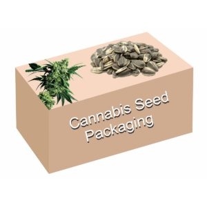storage cannabis seeds