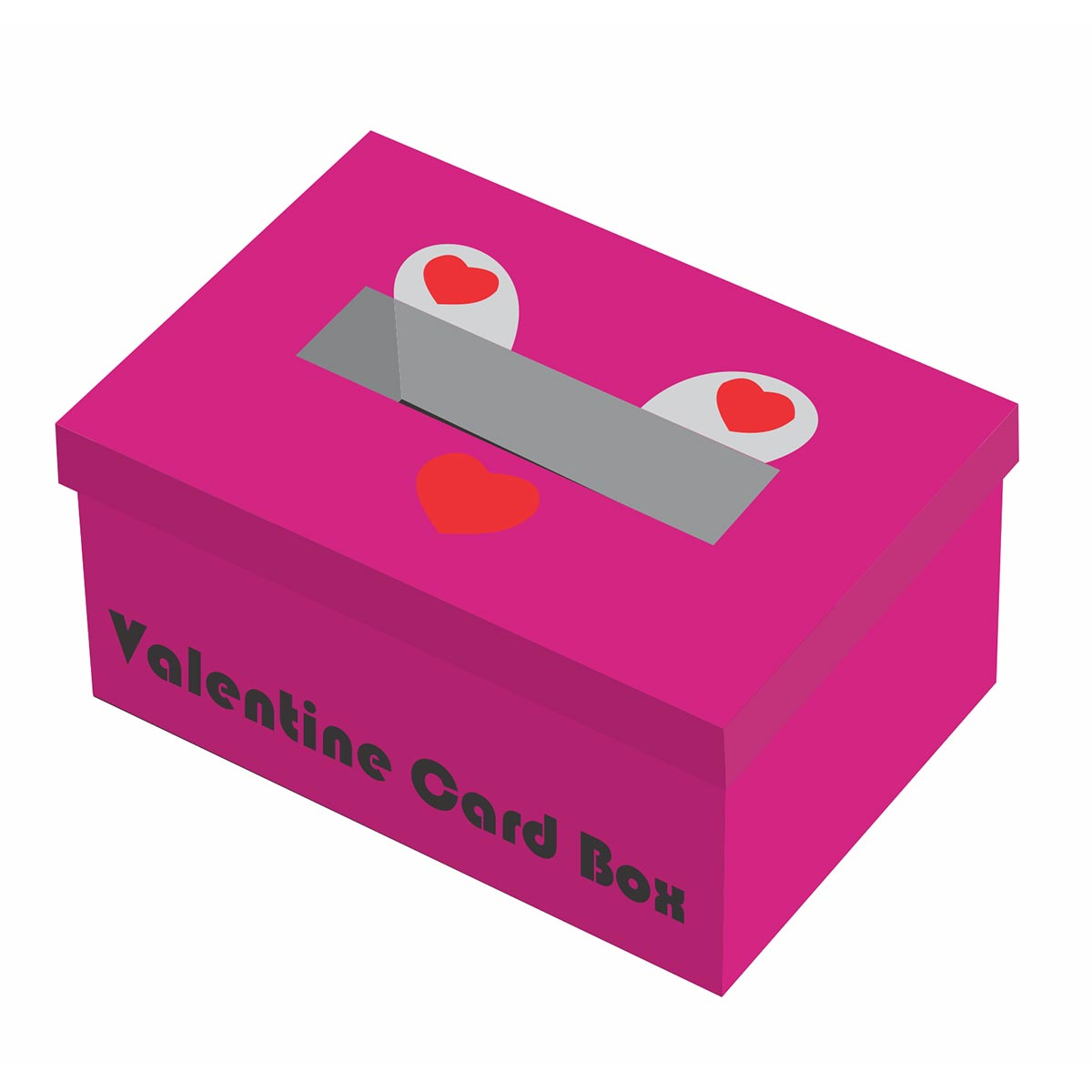 Valentine Card packaging
