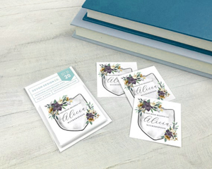 Custom Book Label Stickers, Custom Book Label Stickers